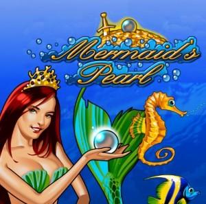 Δωρεάν Φρουτάκι Mermaids Pearl DeluxeNovomatic