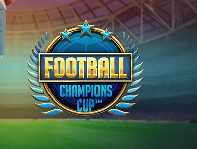 football champions cup netent slot