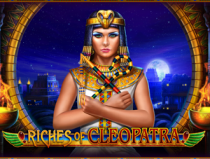 Riches of cleopatra - Playson - froytakia777gr