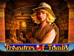 Treasures of Thombs - Playson - free slot