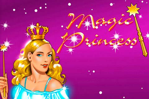 logo-magic-princess-novomatic-slot-game