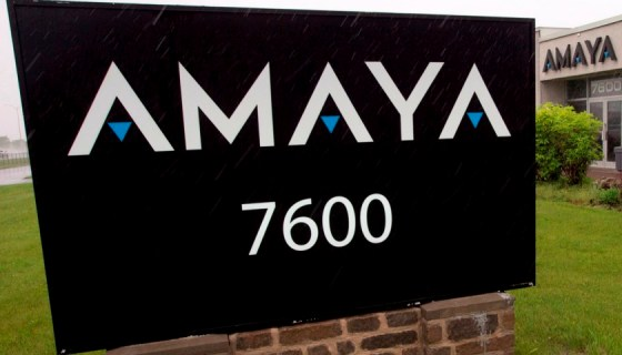 The Amaya Gaming Group Headquarters