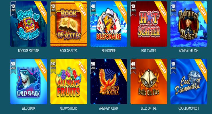 GrandX Casino 2