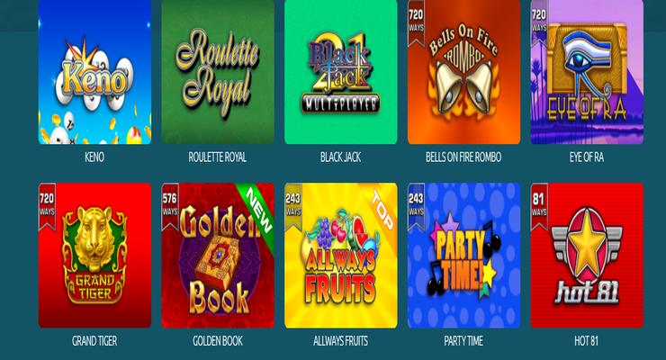 Casino GrandX